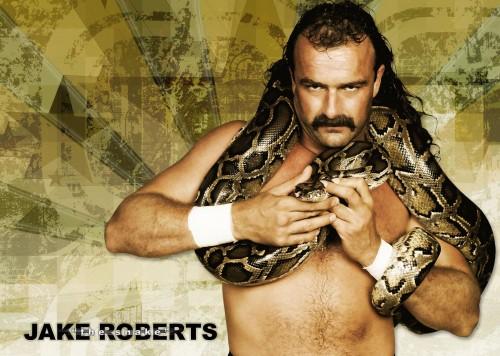 "Wallpaper of Jake \""The Snake\"" Roberts"