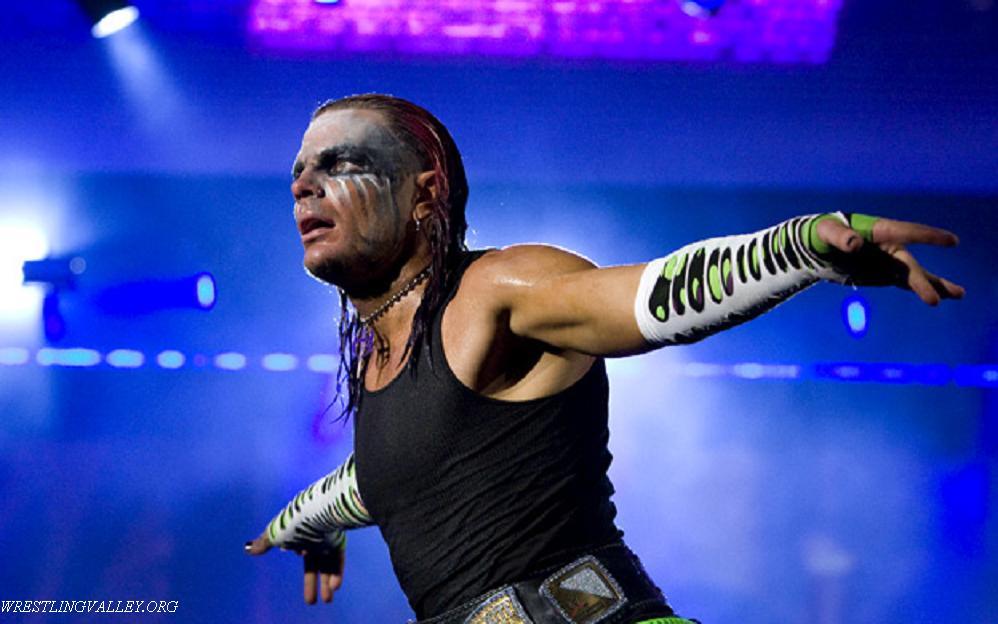 Jeff Hardy - Wrestling MediaJeff Hardy Wrestlemania 25 Face Paint