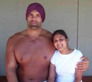 The Great Khalia aka Dilip Singh