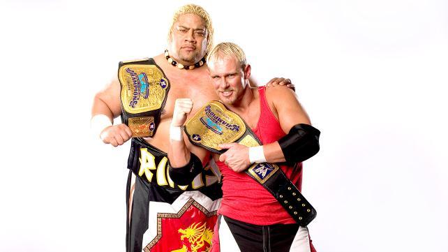 Rikishi and Scotty 2 Hotty