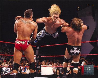 Amazing Wrestler Edge