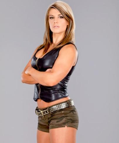 Diva Kaitlyn Ready For Fight