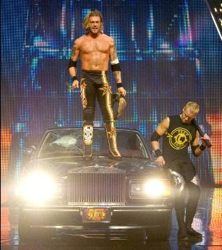 Edge & Christian After Hit The Car