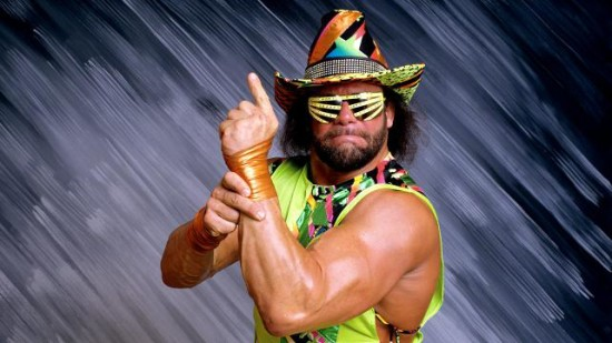 Macho Man In His Cool Clothes