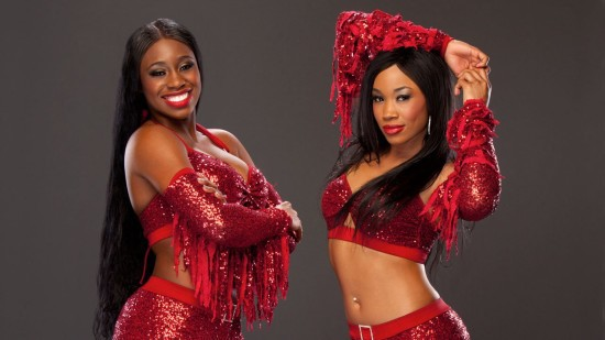 Cameron Lynn And Naomi In Amazing Style - WWE Superstars