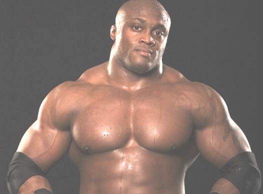 Professional Wrestler Bobby Lashley..