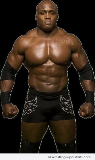 Professional Wrestler Bobby Lashley