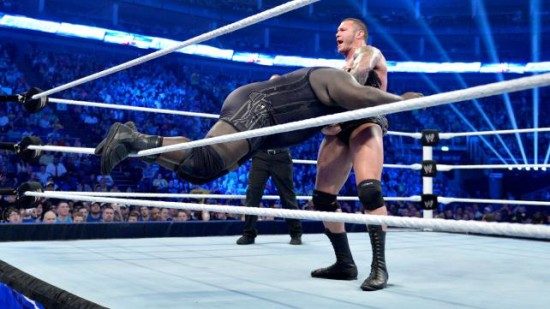 Randy Orton Is Ready For His Action