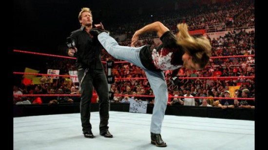 Sweet Chin For Jericho