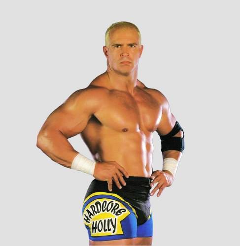 Wrestler Bob Holly Photo