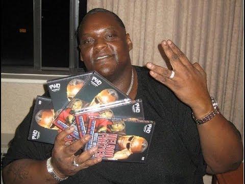 Big Daddy V Wrestling Media