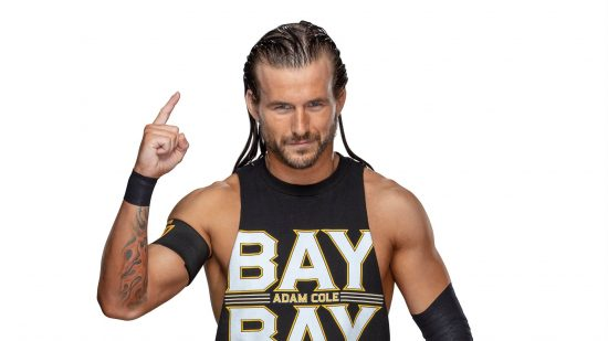 Top 10 Adam Cole Images