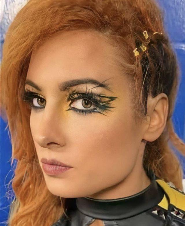 Becky Lynch Close-Up