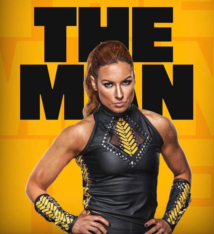 Becky Lynch Poster