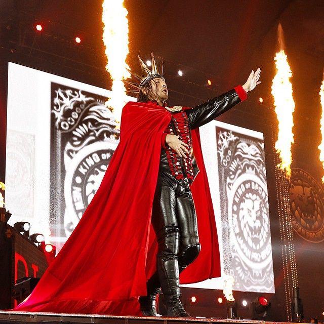 King Nakamura