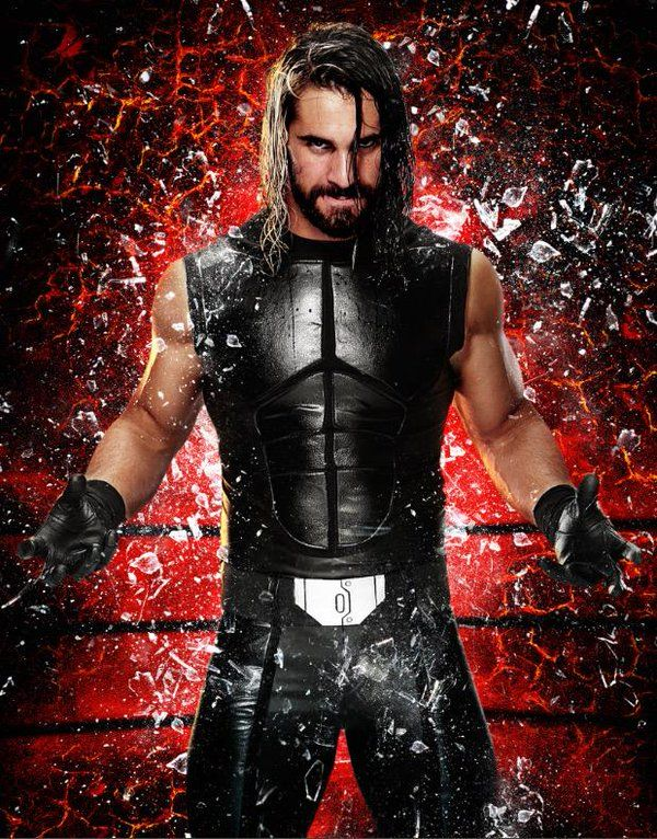 Seth Rollins Poster