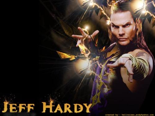 Wallpaper of Jeff Hardy