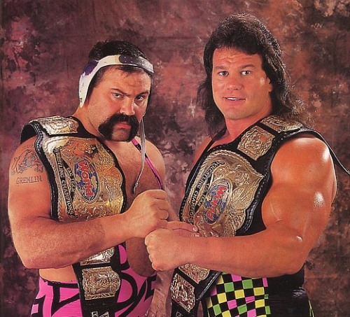The Steiner Brothers