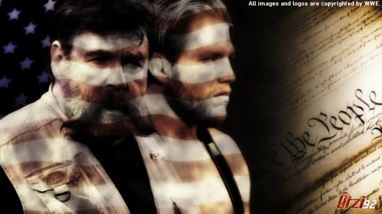 Jack Swagger & Zeb Colter Wallpaper