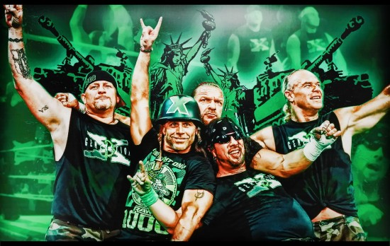 D-Generation X Wallpaper